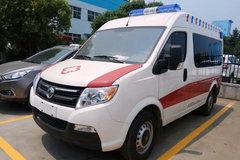 东风股份 御风 143马力 4X2 救护车(炎帝牌)(SZD5041XJHE)