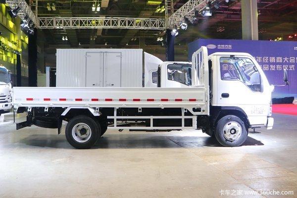 仅售11.28万五十铃100P载货车优惠促销