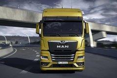 曼(MAN) TGX系列重卡 510马力 4X2 牵引车(TGX18.510) 卡车图片
