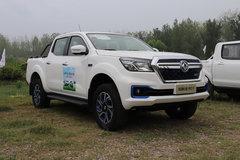 郑州日产 锐骐6 EV 2019款 双排纯电动皮卡67.9kWh 卡车图片
