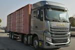 江淮 格尔发K7重卡 8X4 9.3米厢式载货车(HFC5322XXYP1K7H43KS)