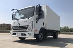 陕汽轻卡 德龙K3000 标配型 130马力 4.18米单排厢式轻卡(YTQ5040XXYKH331)图片