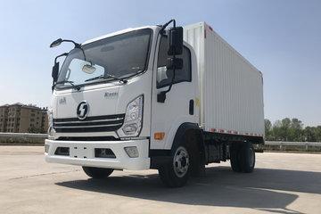 陕汽轻卡 德龙K3000 轻载版 标配型 110马力 4.18米单排厢式轻卡(窄体)(YTQ5040XXYJG331)