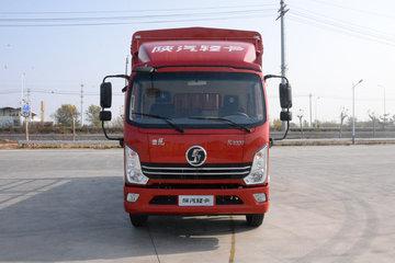 陕汽轻卡 德龙K3000 舒适型 130马力 4.18米单排仓栅式轻卡(YTQ5040CCYKH331)