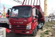 唐骏欧铃 T1系列 110马力 3.7米自卸车(ZB3041KDC6V)