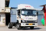 江淮 骏铃V8 170马力 4X2 4.03米冷藏车(HFC5043XLCP91K9C2V)
