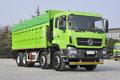 东风新疆 天龙KC燃气 350马力 8X4 6.5米LNG自卸车(国六)