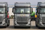 江淮 格尔发K7重卡 440马力 4X2 LNG牵引车(HFC4182P1N8A41S)图片