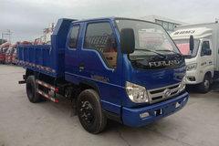 福田 时代金刚3 95马力 4X2 3米自卸车(BJ3046D9JDA-FA) 卡车图片