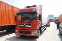 东风 多利卡D9 230马力 4X2 9.6米冷藏车(EQ5182XLCL9CDKAC)图片