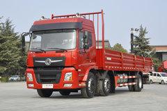 东风新疆 畅行D3V 270马力 6X2 9.4米载货车(EQ1250GD5D) 卡车图片