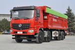 东风新疆 拓行D3V 350马力 8X4 6.2米自卸车(国六)(DFV3317GP6D)图片