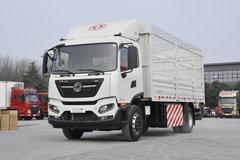 东风新疆 天锦KR燃气 220马力 4X2 6.75米LNG仓栅式载货车(DFV5182CCYGP6N) 卡车图片