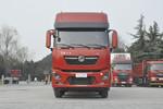 东风新疆 天龙KL燃气 380马力 8X4 9.4米LNG翼开启厢式载货车(中国重汽12挡)(DFV5318XYKGP6N)图片