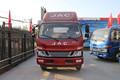 江淮 骏铃V7 154马力 6.2米冷藏车(HFC5141XLCP91K1D4V)图片