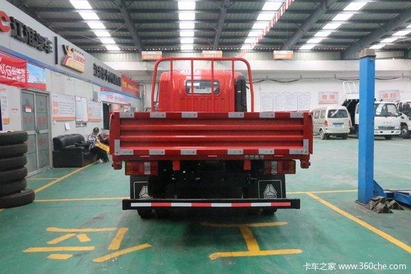 优惠2.8万清远隆鑫悍将载货车促销中