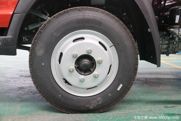 回馈客户常州豪沃悍将载货车限时促销中