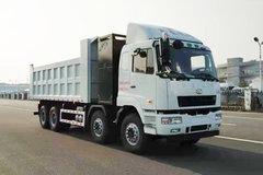 华菱重卡 31T 8X4 6米纯电动自卸(HN3311B36C7BEV)281.92kWh