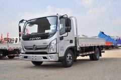 福田 奥铃速运 143马力 4.18米单排栏板轻卡(BJ1048V9JDA-FA) 卡车图片