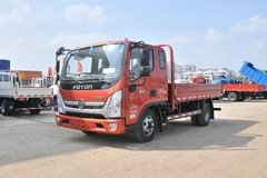 福田 奥铃速运 143马力 3.83米排半栏板轻卡(BJ1048V9JDA-FA) 卡车图片