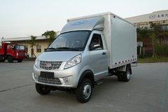 南骏汽车 瑞逸F系 1.5L 112马力 汽油 2.86米单排厢式微卡(NJA5021XXYSDA30V) 卡车图片
