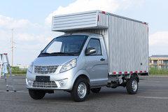 南骏汽车 瑞逸F系 1.3L 87马力 汽油 2.585米单排厢式微卡(NJA5021XXYSDB34V) 卡车图片