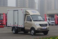 南骏汽车 瑞帅F系 113马力 3.65米单排厢式微卡(国六)(NJA5031XXYSDG34SA) 卡车图片