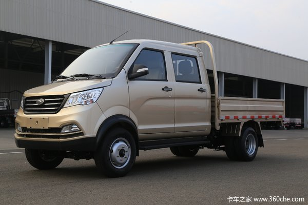 回馈客户南骏瑞帅F系载货车仅售5.66万