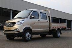 南骏汽车 瑞帅F2系 1.5L 112马力 汽油 2.71米双排栏板微卡(NJA1033SSB34V) 卡车图片