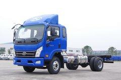 南骏汽车 瑞捷D50G 旗舰版 170马力 4.82米排半栏板轻卡(NJA1120PPF42V) 卡车图片