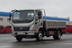 南骏汽车 瑞捷D30G 129马力 4.1单排栏板轻卡(NJA1050PDB38V) 卡车图片