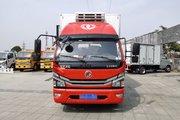 东风 多利卡D6-N 115马力 4X2 4.17米单排冷藏车(全柴)(EQ5041XLC7BDFAC)