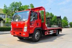 大运 新奥普力 170马力 4X2 平板运输车(10挡)(CGC5140TPBHDE44E)