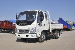 福田 奥铃捷运 88马力 3.25米排半栏板轻卡(气刹)(BJ1041V9JB4-A1) 卡车图片