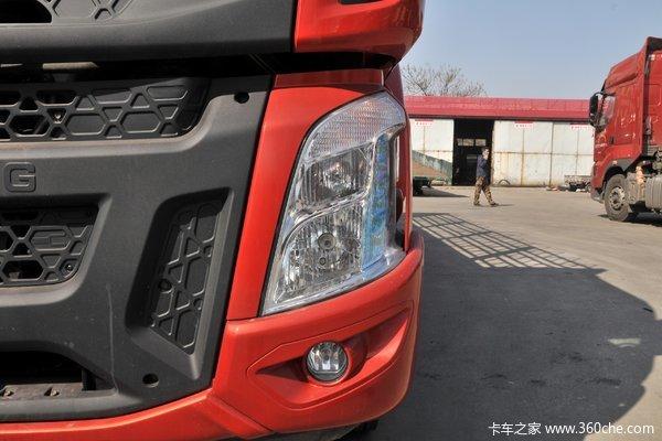 复工复产拉绿通这几款9.6米大货厢车型了解一下?