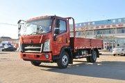 中国重汽HOWO 王系 110马力 4.165米单排栏板轻卡(5挡)(ZZ1047C3314E145-2)