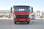 中国重汽HOWO 王系 160马力 3.85米排半栏板轻卡(ZZ1047C3314E145-1)图片