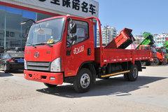 解放 虎VN 110马力 4.21米单排栏板轻卡(CA1040P40K50L1E5A84) 卡车图片