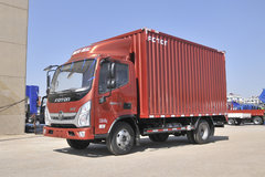 福田 奥铃速运 131马力 4.14米单排厢式轻卡(BJ5048XXY-F2)图片