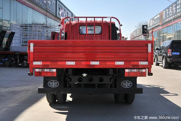 降价促销虎V载货车仅售14.37万元