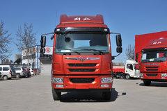 解放 麟VH 190马力 6.75米排半仓栅式载货车(CA5180CCYPK62L7E5A85) 卡车图片