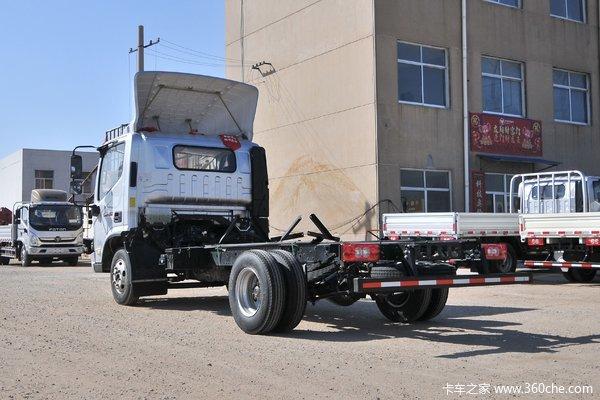 为回馈客户奥铃CTS载货车仅售11.30万元