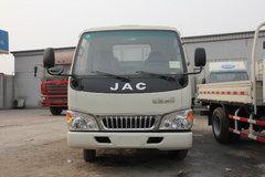 江淮 康铃 46马力 3.7米单排栏板轻卡 卡车图片