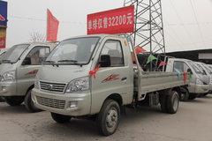 北汽黑豹 汽油系列 2.1L 70马力 3.6米微卡 卡车图片