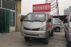 北汽黑豹 1.3L 78马力 汽油 3.1米单排栏板微卡 卡车图片