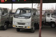 唐骏欧铃 福星系列 4.0L 130马力 柴油 排半栏板微卡(豪华版) 卡车图片