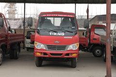 唐骏 福星 豪华版 95马力 3.3米双排栏板轻卡(ZB1043LSD6F) 卡车图片
