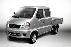 哈飞 民意 1.1L 62马力 汽油 双排栏板微卡(舒适I型) 卡车图片
