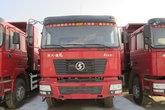 陕汽 德龙F2000重卡 336马力 6X4 5.4米自卸车(SX3255DM354)