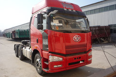 解放 J6P重卡 350马力 6X4 牵引车(CA4250P66K24T1A1E)